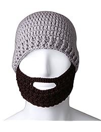 Freefisher Bartmütze mit abnehmbarem Bart - verschiedene Farbekombination