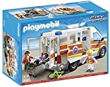 PLAYMOBIL 5541 - Ambulance with Light and Sound by PLAYMOBIL?