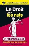 Lire le livre droit pour les Nuls gratuit