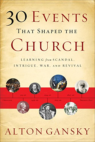 30-events-that-shaped-the-church-learning-from-scandal-intrigue-war-and-revival