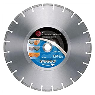 UBS 10Premium Diamond Cutting Disc/ENG Toothed 906mm Diameter 25.4mm Hole