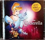 Disneys Cinderella Soundtrack w/bonus Tangled Ever After DVD