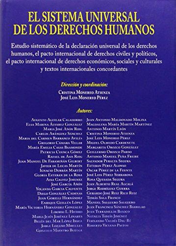 Sistema Universal de los Derechos Humanos,El (Comentarios Leg. Social)
