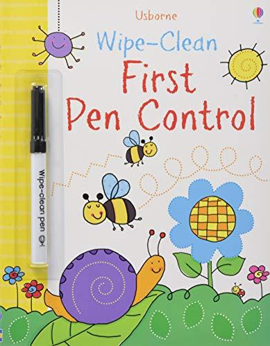Wipe-clean First Pen Control (Wipe-clean Books)