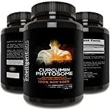 250MG Meriva Curcumin Phytosome, 2900% Better Absorbed Than Ordinary Turmeric Curcumin 100% Soy Free, 120 Capsules Per Bottle, Tumeric Curcumin Phytosome Complex by Intelligent Labs