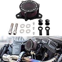 Kit sistema di filtraggio in ingresso per purificatore aria per Sportster XL883x1200 - 1988-2015