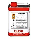 Clou Profi Mischlack für Holzpaste (Fugenkittlösung) 1 Liter