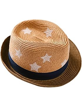 La Vogue-Cappello Paglia Jazz Stella Hats Bambine