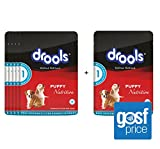 #6: Drools Real Chicken & Liver in Gravy- Puppy Dog Food, 80g (Pack of 24)
