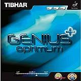 #7: Tibhar Genius + Optimum Max Table Tennis Rubber(Black)
