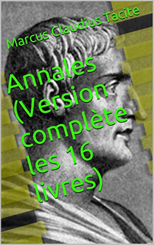 Annales (Version complète les 16 livres) pdf, epub