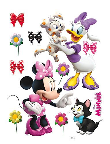 minnie-maxi-stickers-muraux-85x65cm-minnie-et-daisy