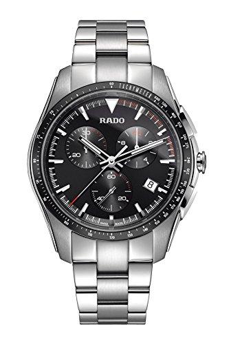 Rado HyperChrome Herren-Armbanduhr 44.9mm Armband Edelstahl Batterie R32259153