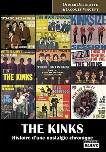 Livres The Kinks Histoire d'une nostalgie chronique epub, pdf