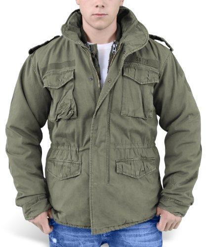 """Preisvergleich Produktbild Surplus Designer-Jacke """"Regiment"""" XXL"""