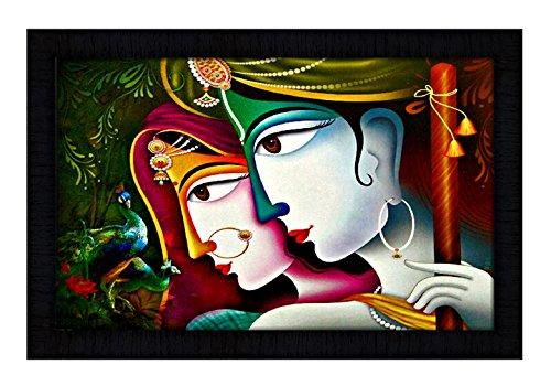 Jsonline Radha Krishna Wall Painting Radha Krishna Photo Radha