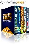 Productive Habits Book Bundle (Books...