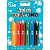 Baby Badewannen Buntstifte 6 Stück 6 Farben in Box