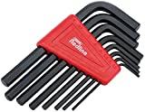 Draper Redline 68668 Metric Hexagon Key Set (8-Piece)