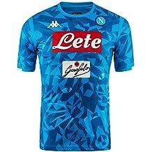 SSC Napoli Camiseta de juego local réplica azul cielo fantasía ac10e3e8fe33e