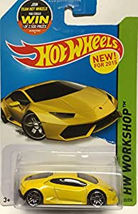 Buy Hot Wheels 2015 Hw Workshop Lamborghini Huracan Lp 610