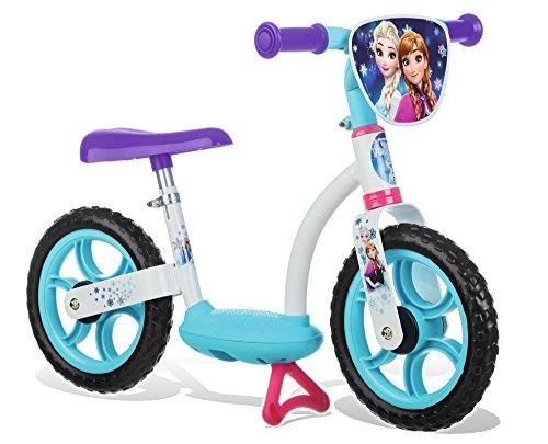 """Smoby 770106 Infantil unisex Recreación Metal Multicolor bicicletta - Bicicleta (Vertical, Recreación, Metal, Multicolor, 25,4 cm (10""""), Sin cadena)"""