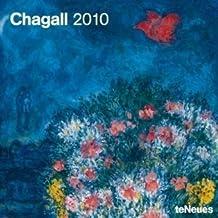 Mark Chagall 2010. Broschürenkalender