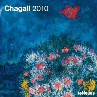2010 Chagall Grid Calendar