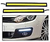 #9: RR's Universal Daytime Running Lights for Cars (12V, Set of 2) (WHITE)