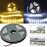 Homeking 5M 300 SMD 5050 LED Strip Streifen Leiste Band Lichterkette warmweiß