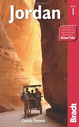 Jordan (Bradt Travel Guides)
