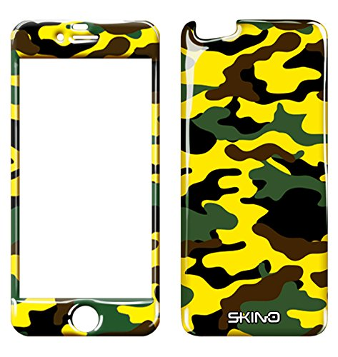Skino™ Skin 3D Anti-Gravità Custodia Case Cover Hands-Free Selfie Resina Gel Ultra Sottile Antiurto per iPhone 5 / 5s / 5 SE / 6/6 Plus / 6s / 6s Plus / 7/7 Plus Anti-Scratch Slim riutilizzabile Prote CM-3