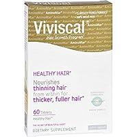 VIVISCAL - Healthy Hair - 60 Tablets
