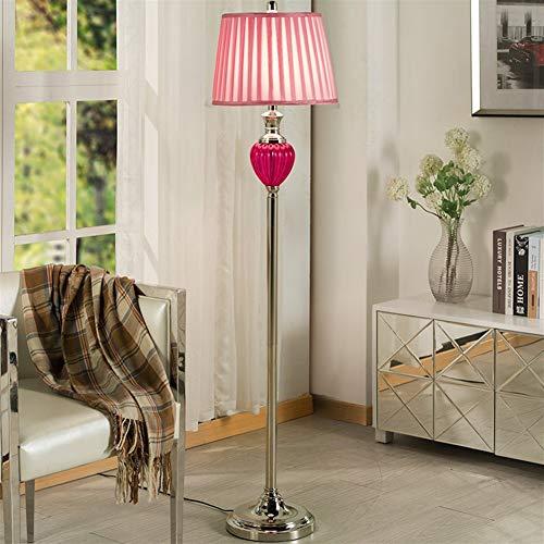 Stehlampe, hochwertig, kreativ, aus Glas, modern, minimalistisch, für Esszimmer, Wohnzimmer, Sofa,...