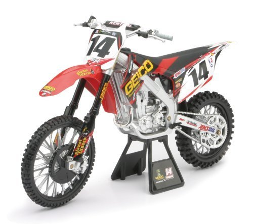 new-ray-toys-16-scale-racer-replica-geico-powersorts-honda-kevin-windham-49353-by-new-ray-toys