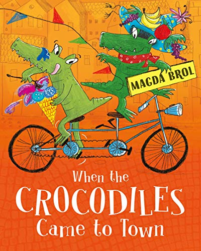 When the Crocodiles Came to Town (English Edition)
