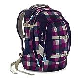 Satch Pack Berry Carry, Lila, ergonomischer Schulrucksack, 30 Liter, Organisationstalent