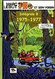 Marc Lebut, Intégrale 8 - 1975-1977