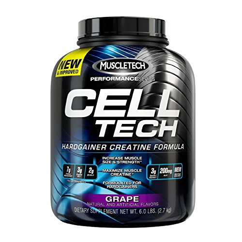 MuscleTech Cell Tech Performance - Grape - 6 lbs