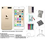Apple iPod Touch 64GB - Gold + Extra Accessories, 6th Generation *NEW RELEASE July 2015*...
