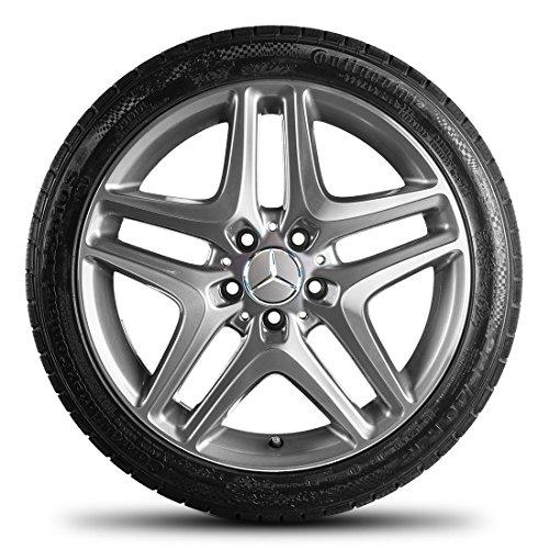 Preisvergleich Produktbild Mercedes Benz 18 Zoll Felgen SLK SLC R172 Alufelgen Winterreifen Winterräder
