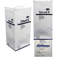 ZETUVIT E steril Zellstoff Erste Hilfe Wunde Verletzungen absorbierende Kompressen–10cm x 20cm–(25Stück) preisvergleich bei billige-tabletten.eu