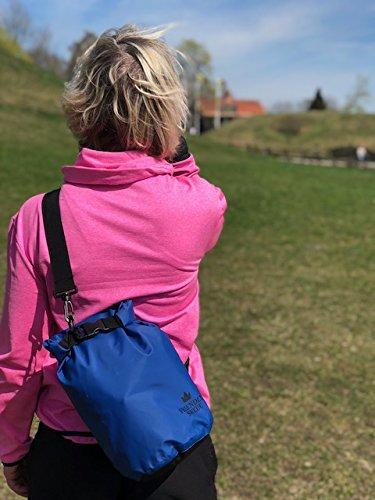 Wasserfester Packsack im Test: Erfahrungen und Funktionen - 9