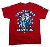 Kinder T-Shirt John Cena Persevere, Gr.:S