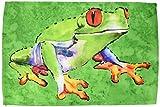 Caroline 's Treasures 8688plmt Frosch Stoff Tisch-Sets, multicolor