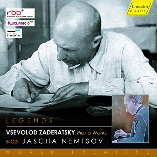 Piano Works [Import allemand]