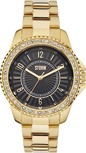 Storm London ZIRONA CRYSTAL 47276/GD Montre Bracelet pour femmes null