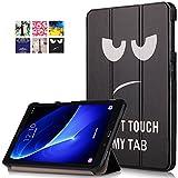 COLICO Samsung Galaxy Tab A 10.1 Hülle - mit Auto Schlaf/Wach Funktion, Leder Tasche Etui Schutzhülle für Samsung Galaxy Tab A 10.1 2016 T580/T585N