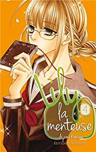 Lily la menteuse Edition simple Tome 4