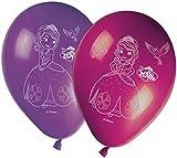 x8 palloncini principessa sofia